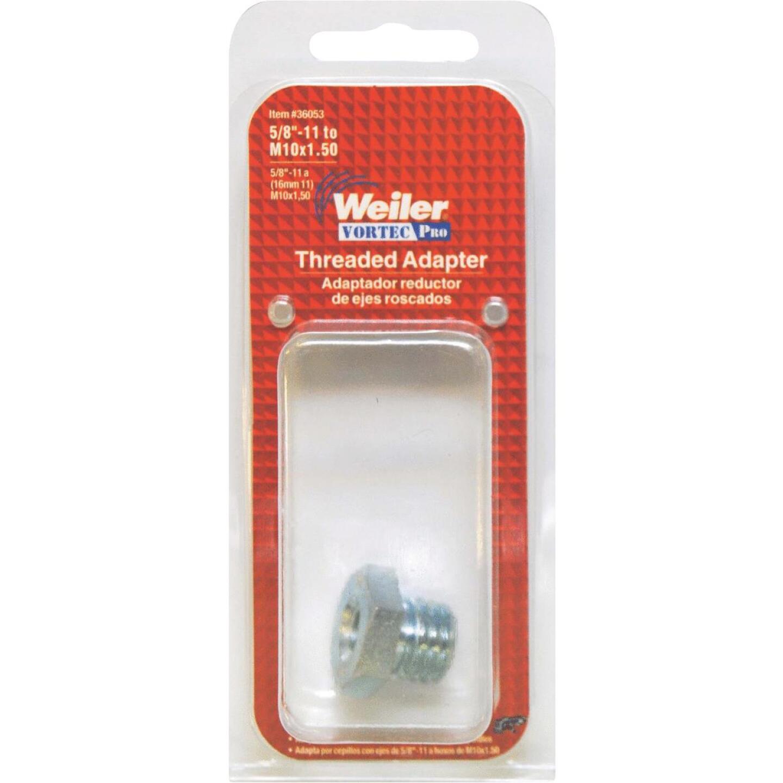 Weiler Vortec 1-1/2 x 10 Angle Grinder Arbor Adapter Image 2
