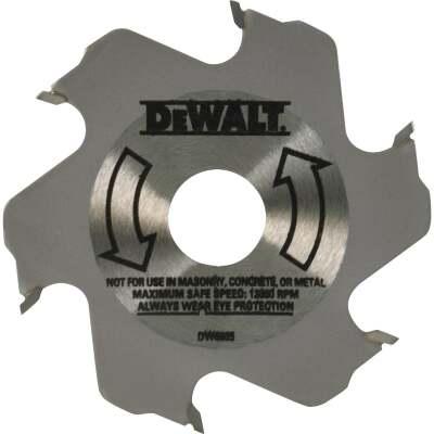 DeWalt 4 In. 6-Tooth Carbide Plate Joiner Blade