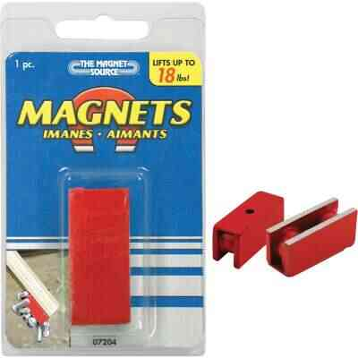 Master Magnetics 18 Lb. Holding and Retrieving Magnet