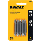 DeWalt Phillips #2 Phillips Double-End Screwdriver Bit Image 1
