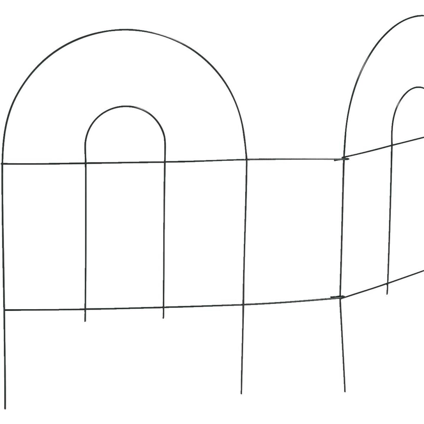 Best Garden 8 Ft. Wire Folding Fence Image 2